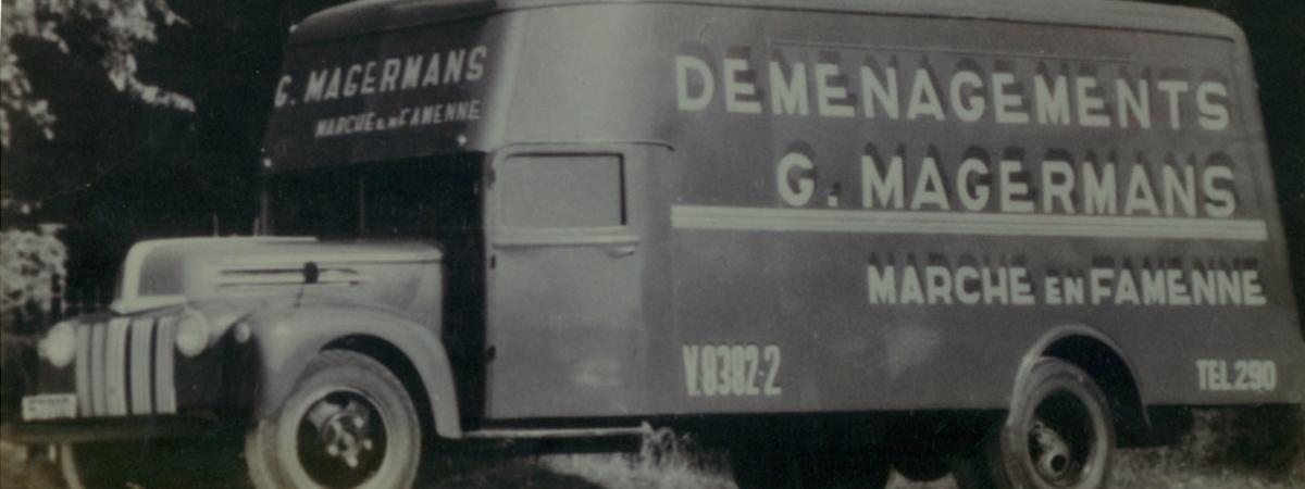 Guy Magermans, une entreprise familiale