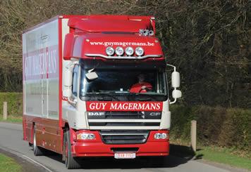 10 conseils de Guy Magermans pour votre déménagement
