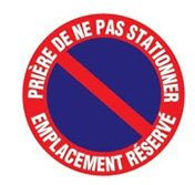 Interdictions de stationner